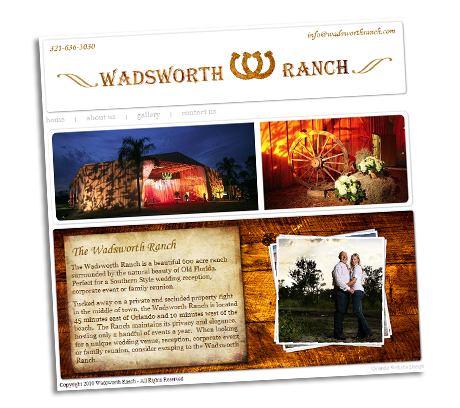 the Wadsworth Ranch